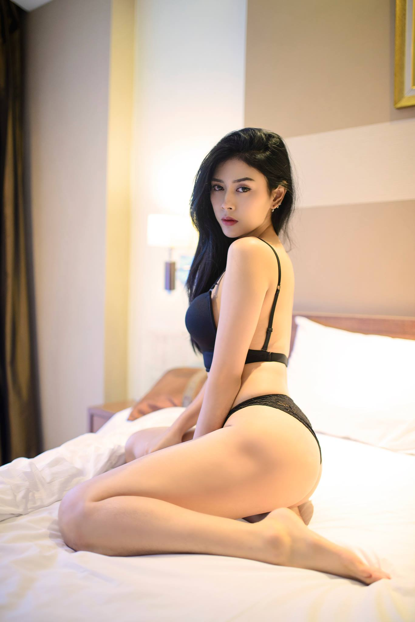 Forida - Black Underwear