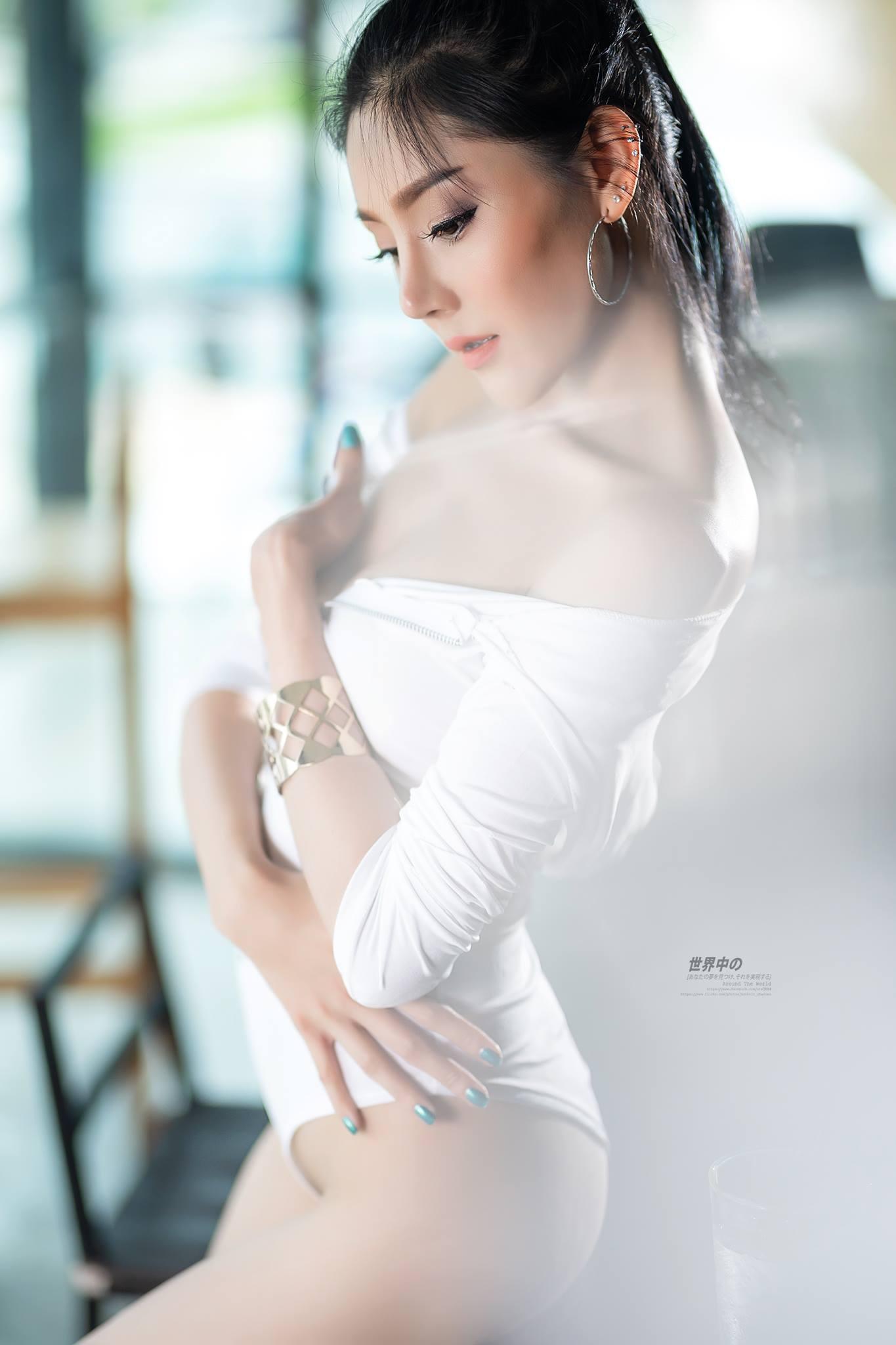 White Suit - Orn Jaidee