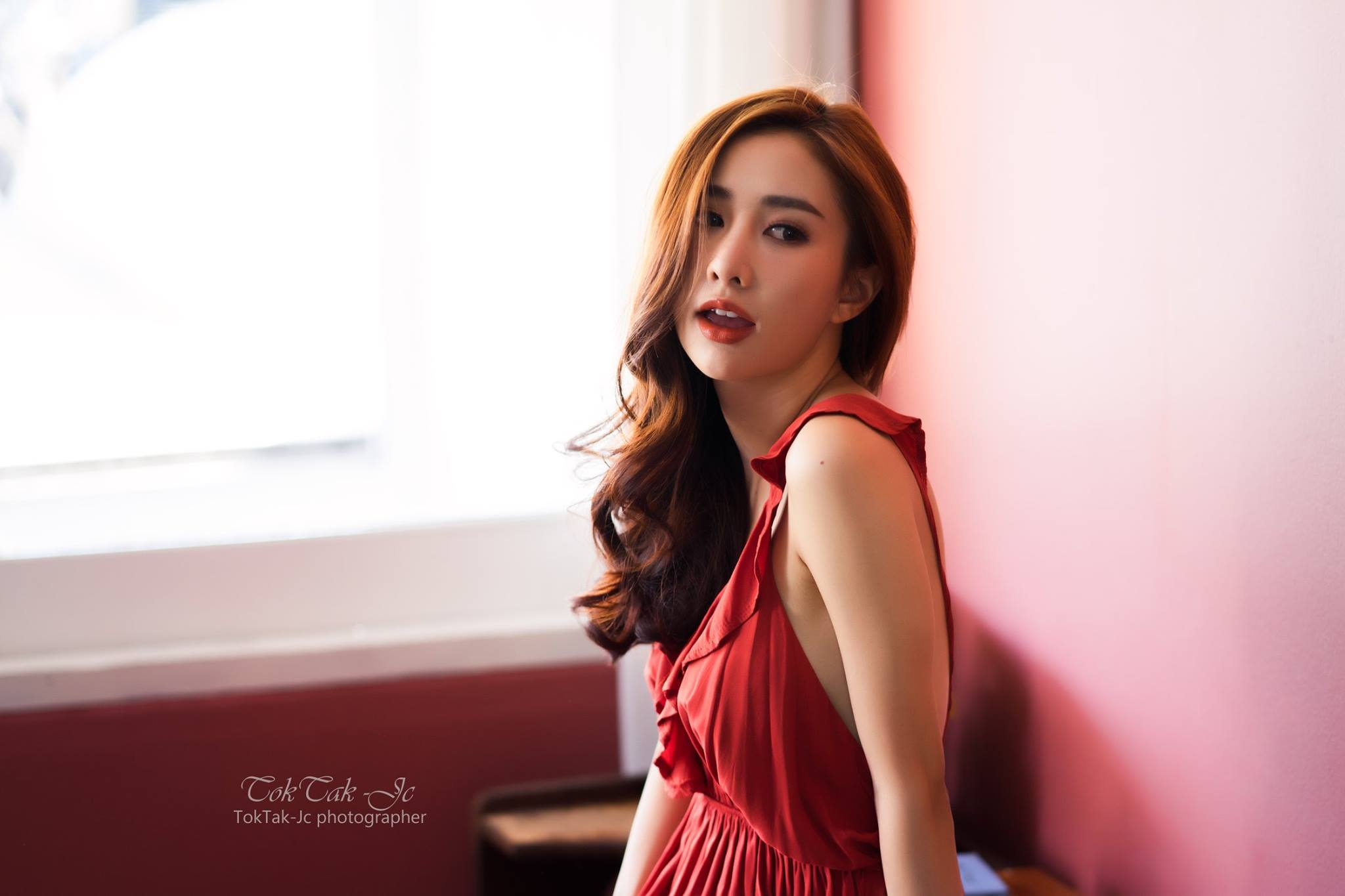 Red - Pimonpun Photi