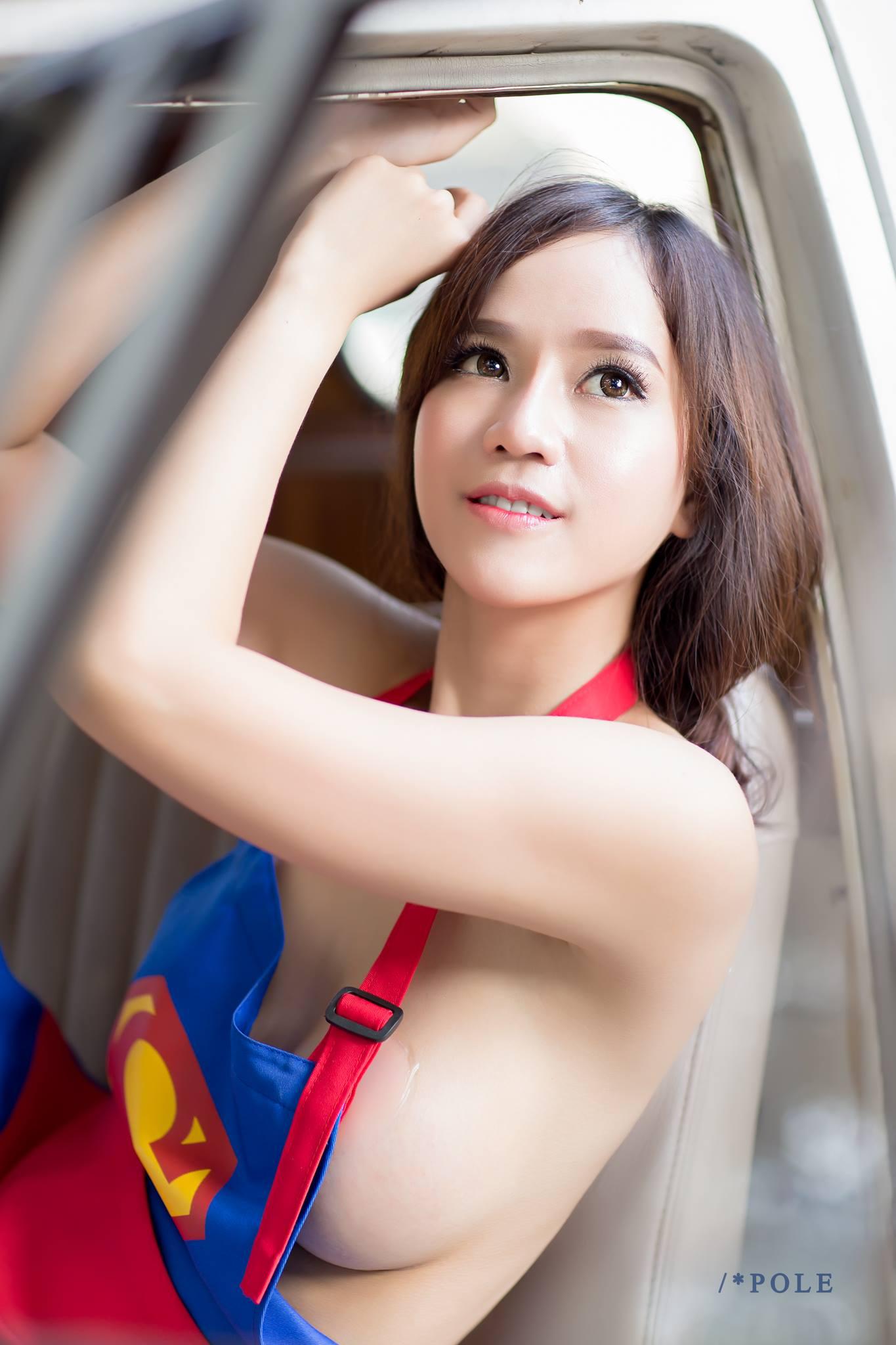 Supergirl - Wilawann Seesanit