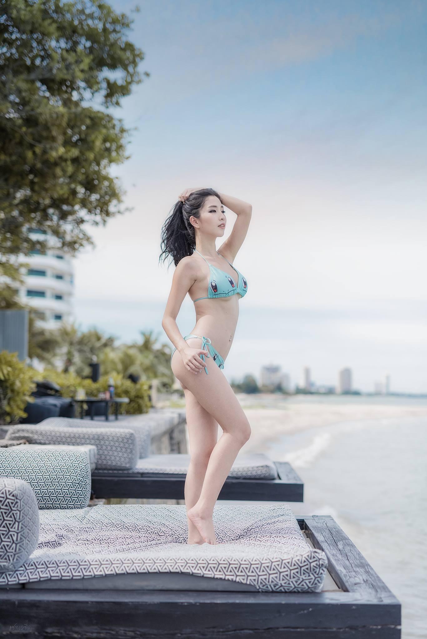 Ohly on Da Beach Part 2 - Atita Wittayakajohndet