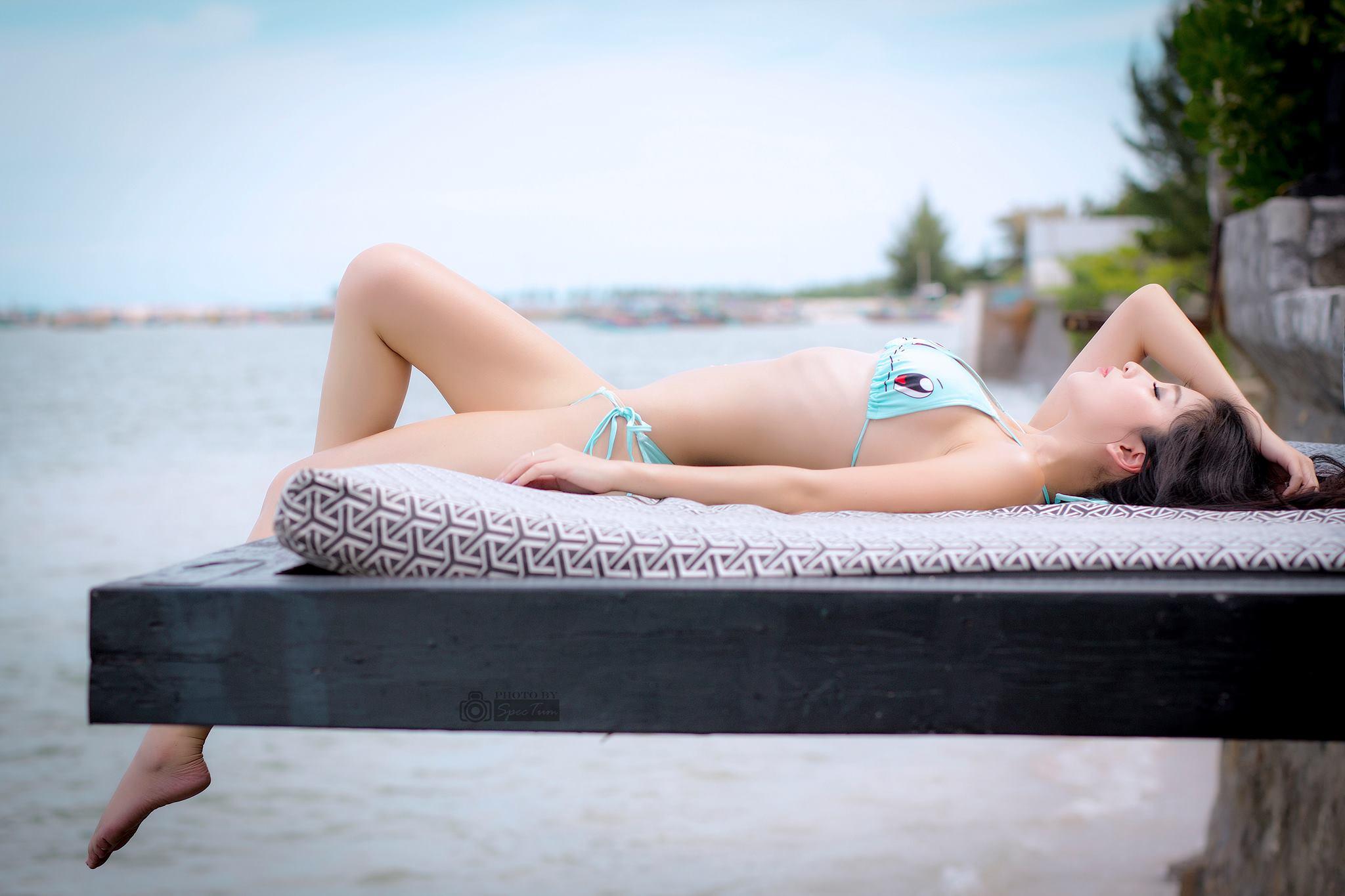 Ohly on Da Beach - Atita Wittayakajohndet