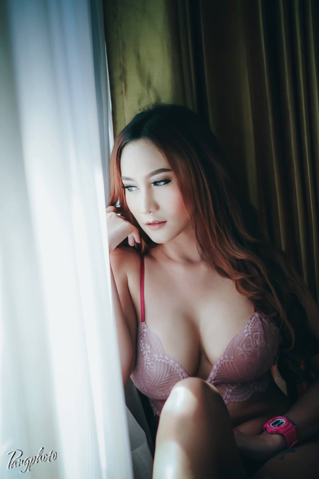 Red Butterfly - Tipsuda Sombatrak