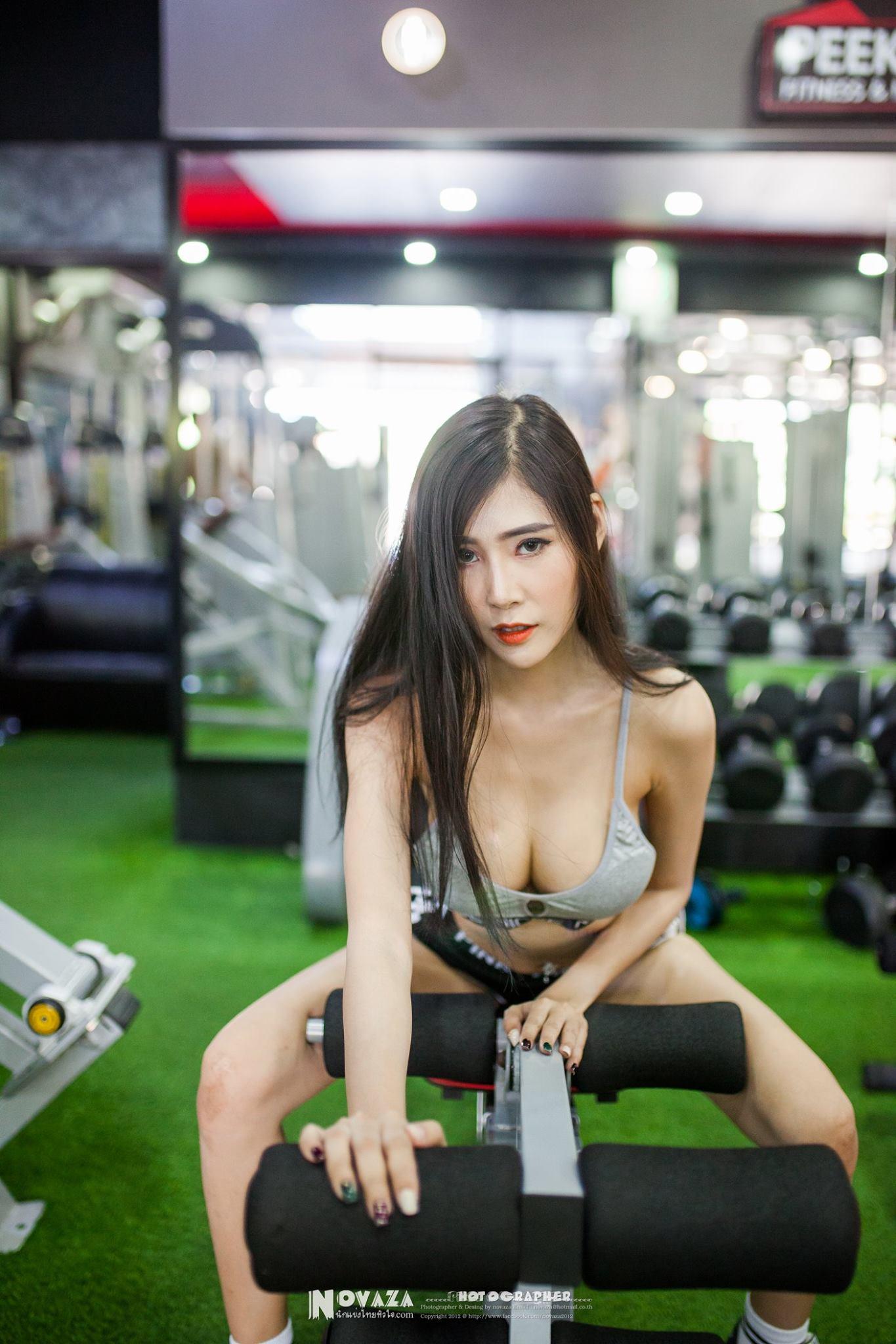 Fitness Time - Chompoo'monthiya Wongjiroj