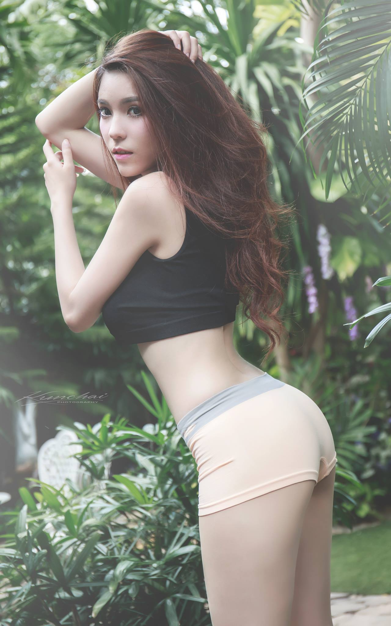 Work Out - Janet Kanokwan Saesim