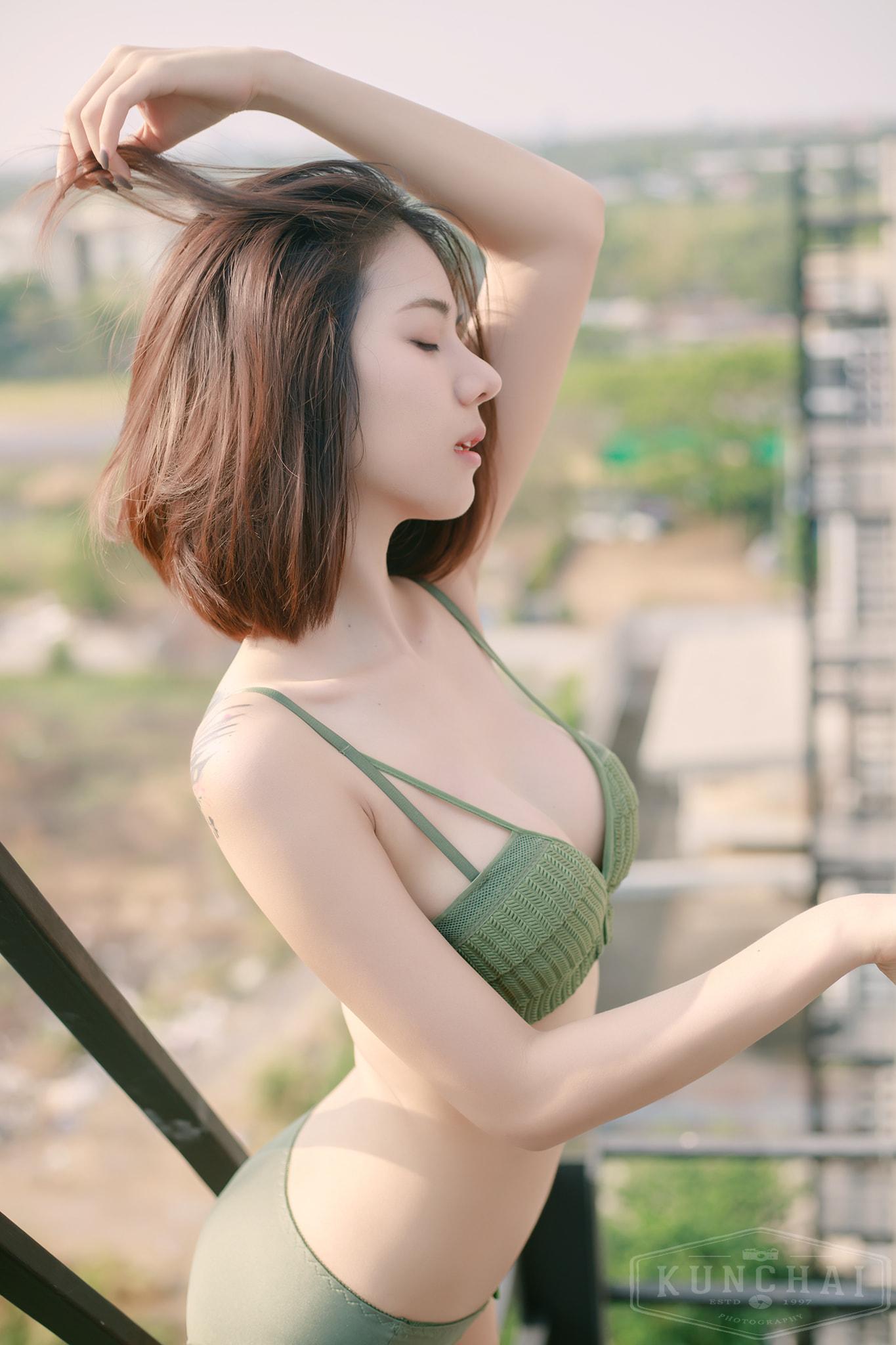 Creamy Green Part 2 - Giekao Klaorethai